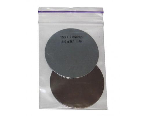 Комплект калибровочных пластин для толщиномера